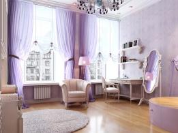 63 cách trang trí nhà với sắc tím dịu dàng, lãng mạn